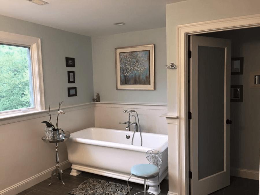 Spa Look Bathroom Retreat