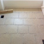 Bathroom tile work in North Attleboro, Ma