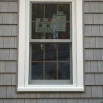 Harvey windows and Cedar imppressions vinyl siding