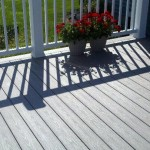 Timbertech deck in Bridgewater