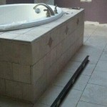 Tub and tile work in Norfolk, Ma