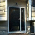 new door way on Norton project
