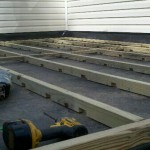 roof top sleeper frame