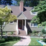 roof,cedar imprssions and front entry way build in Foxboro, Ma