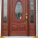 therma tru double sidelight door in Bridgewater, Ma