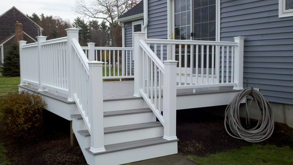 Composite Deck Composite Deck Timber